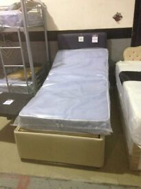 new single adjustable bed
