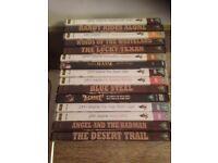 John Wayne DVD collection (15 disc set)