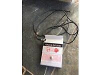 Vintage Carlsbro Valve Sound Pedal