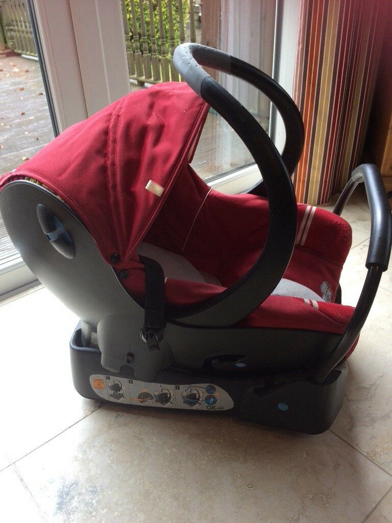 Maxi Cosi Travel System (Bebe confort Loola)