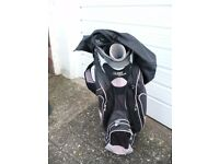 Ladies trolly golf bag