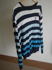 BILLABONG jumper size M