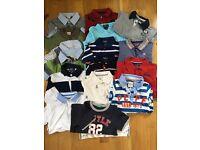 Boys designer Polo TShirts
