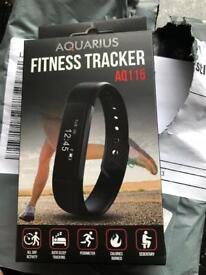 Aquarius aqfw02 fitness tracker touch screen