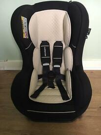 Baby/ toddler car seat (birth to 4 years)