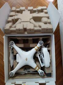 DJI Phantom 3 SE (4k camera, 4km flight distance)