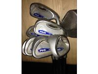 Set Of Ping Golf Irons 3-9+S-W