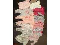 BABY GIRL CLOTHES! 7.5lbs