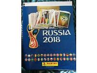 World Cup Panini Stickers - SWAPS