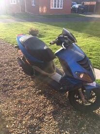 Piaggio NGR 50DD 50cc Moped