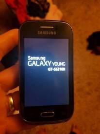 Samsumg young mobile phone