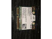 Intel core Wi-Fi Adapter Model: 62205ANHMW