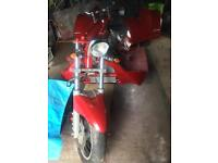Robin Reliant Trike