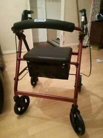 Mobility walking frame
