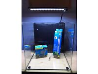 Quality Glass Fish Tank - AQUA NANO 55L - Used but in great condition - Portsmouth