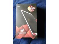 Hardly used Acer Predator 8 GT-810 gaming tablet for sale.