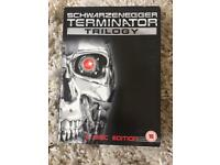 Terminator trilogy box set