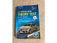 DVSA THEORY TEST BOOK FOR CAR DRIVERS