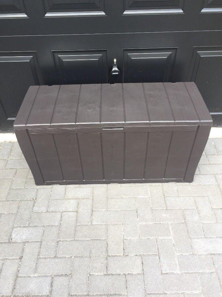 Keter Sherwood Storage Box **NEW** RRP £35