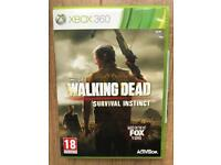 The Walking Dead Survival Instinct for Xbox 360