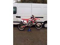2010 honda crf250 bargain