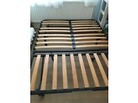 Ikea Lycksele double sofa bed frame