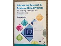 Introducing Research & Evidence-Based Practice for Nursing & Healthcare Professionals
