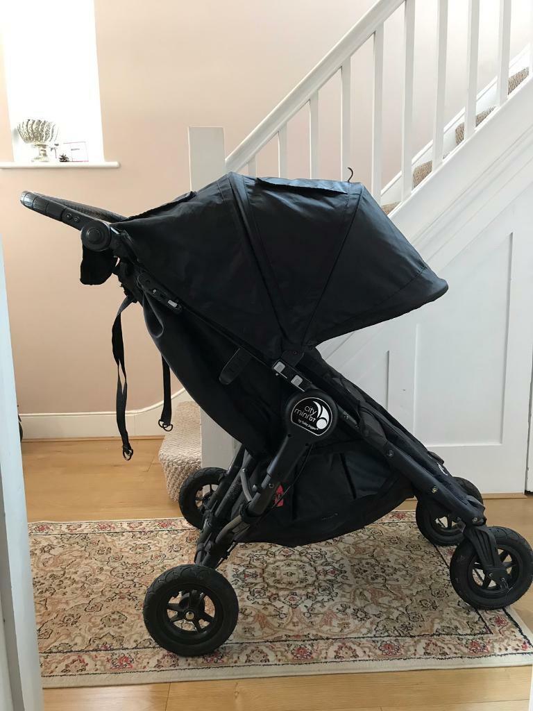 Baby Jogger City Mini Gt Double Pram In Sutton London