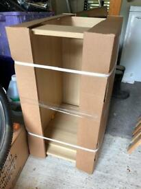 400mm wide kitchen base unit from DIY kitchens.