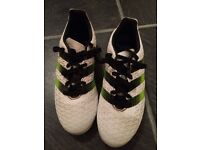 Adidas football boots size 3