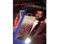 """Luther Vandross 12"""" Vinyl Albums"""