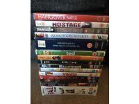 23 dvds all good films