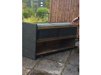 Shed type cupboard thing for free, very well built, I inherited it when I moved here, take for free