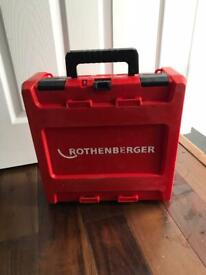 Rothenberger romax compact TT twin turbo. £750.