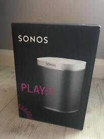 Sonos Play : 1 - Boxed in Perfect Condition