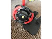 Thrust master Ferrari Spider Racing Wheel for Xbox One