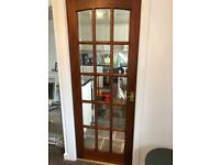 Free Glass doors internal x2 with handles