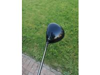 Taylormade R1 driver - Black edition with stiff shaft