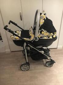 Chicco Sleepover Pram / Carry Cot / Stroller
