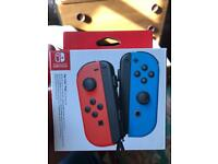 Nintendo switch joy con pair
