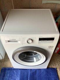 Bosch WAN28050GB Washing Machine. Hardly used.