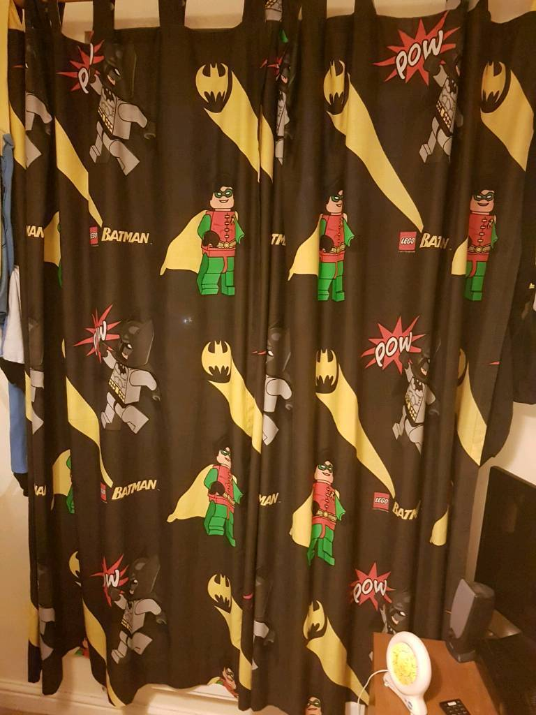 Lego Batman Bedroom Set
