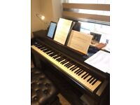 Affordable Piano Lessons - Piano Teacher for Beginners - £15 ph - Ealing Broadway