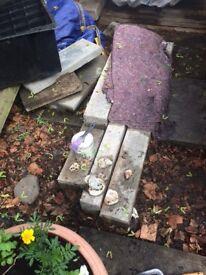 Concrete lintels free take away
