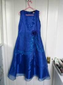 Little girls prom dress