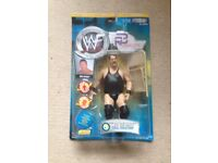 WWF Wrestling figures in boxes