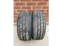 195 45 16 Syron Street Race semi slicks road/track tyres