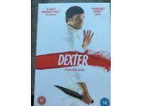 DEXTER - The full series from 1 to season 8 the finale