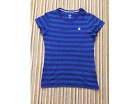 Ladies Blue Nike t-shirt
