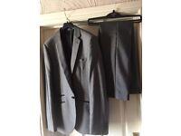 man's 2 piece suit excellent condition.